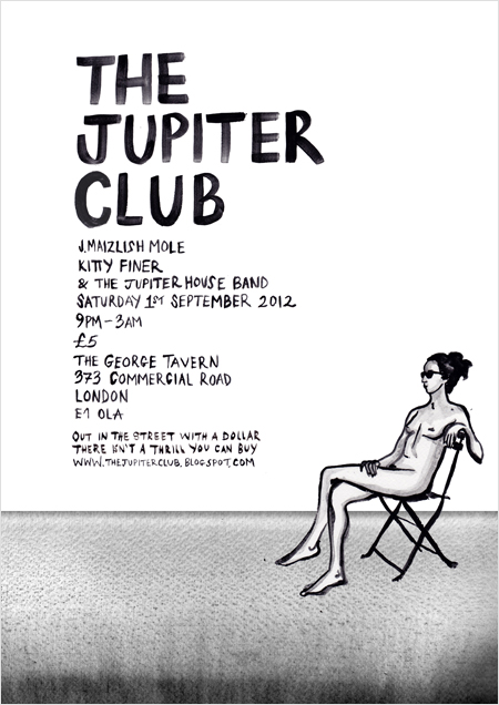 The Jupiter Club - 1 Sep 2012