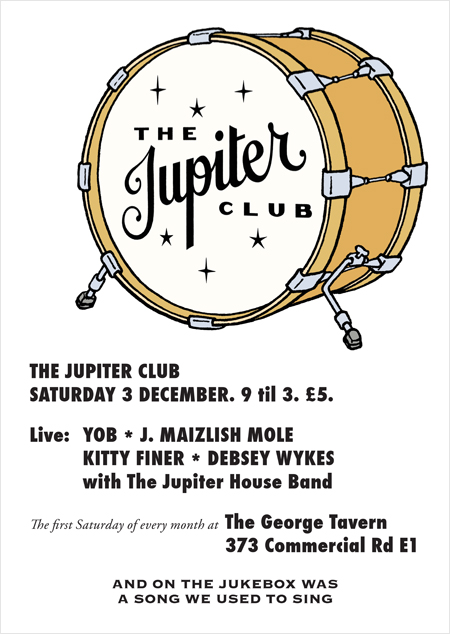 The Jupiter Club - 3 December 2011