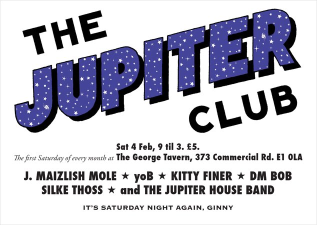 The Jupiter Club - 4 February 2012