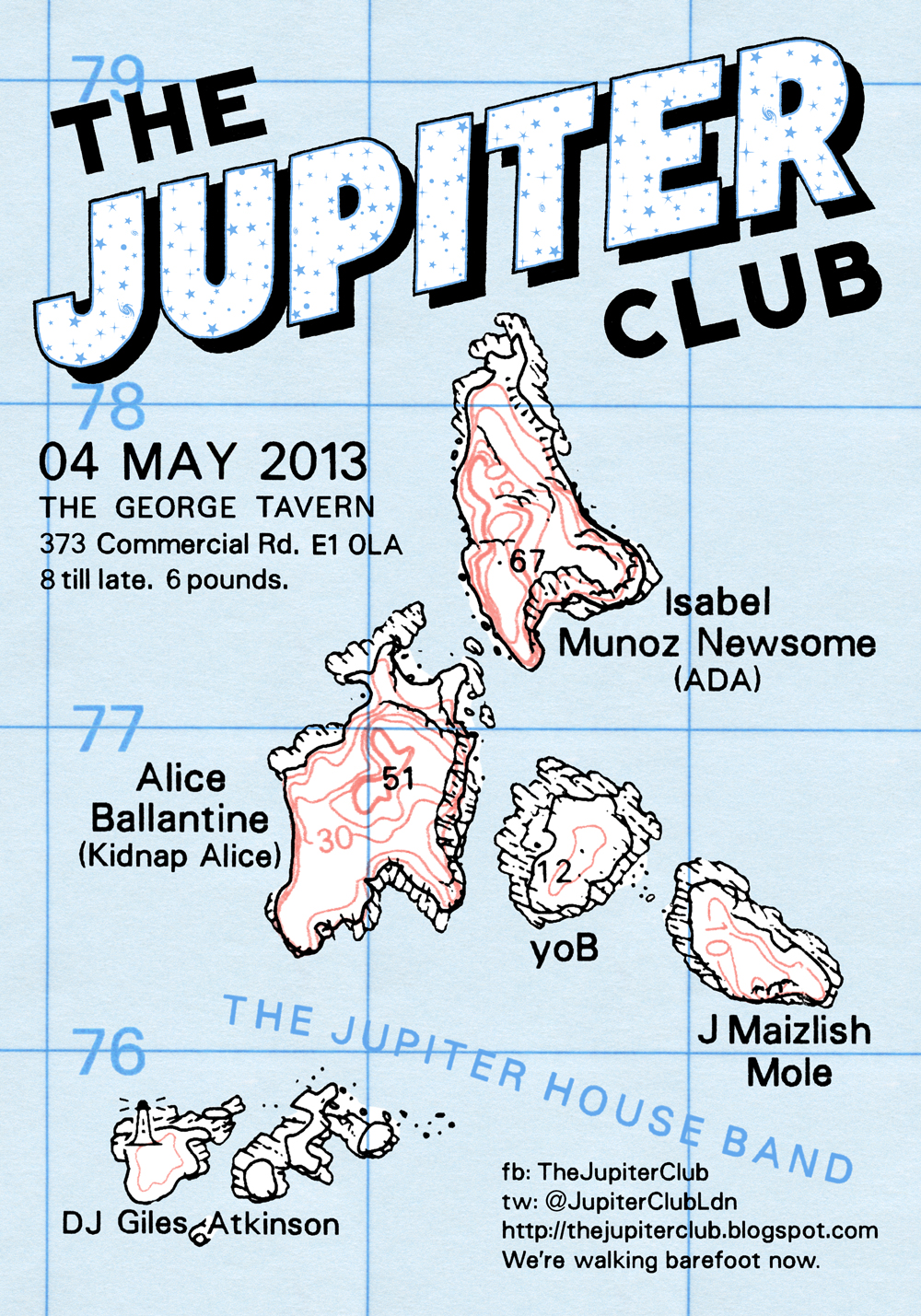 The Jupiter Club