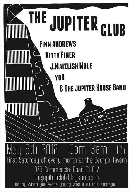The Jupiter Club - 5 May 2012